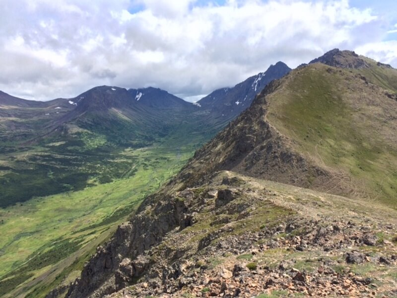 The Third Peak 02 - Flattop Anchorage, Alaska